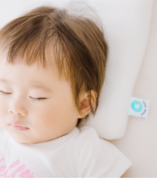 breathable baby pillow 500